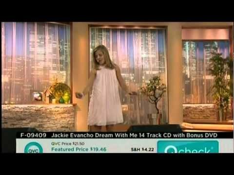 Jackie Evancho on QVC singing Nella Fantasia May 10, 2011