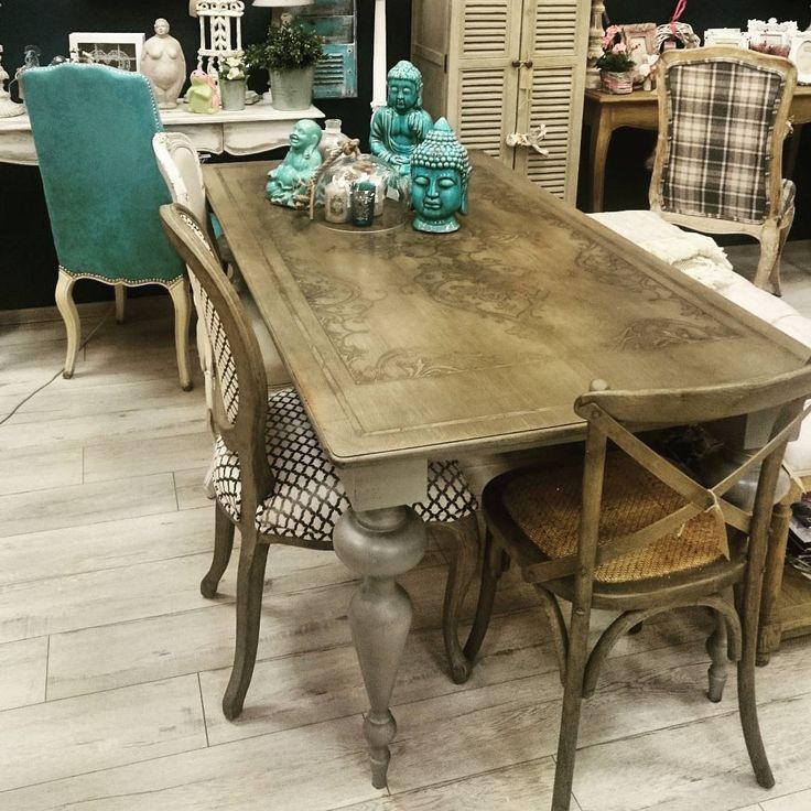 Ещё один шикарный дубовый стол 180 см*95 см #декоративныестрасти #декор #декораторспб #ручнаяработа #lartdomestique #decorator #decor