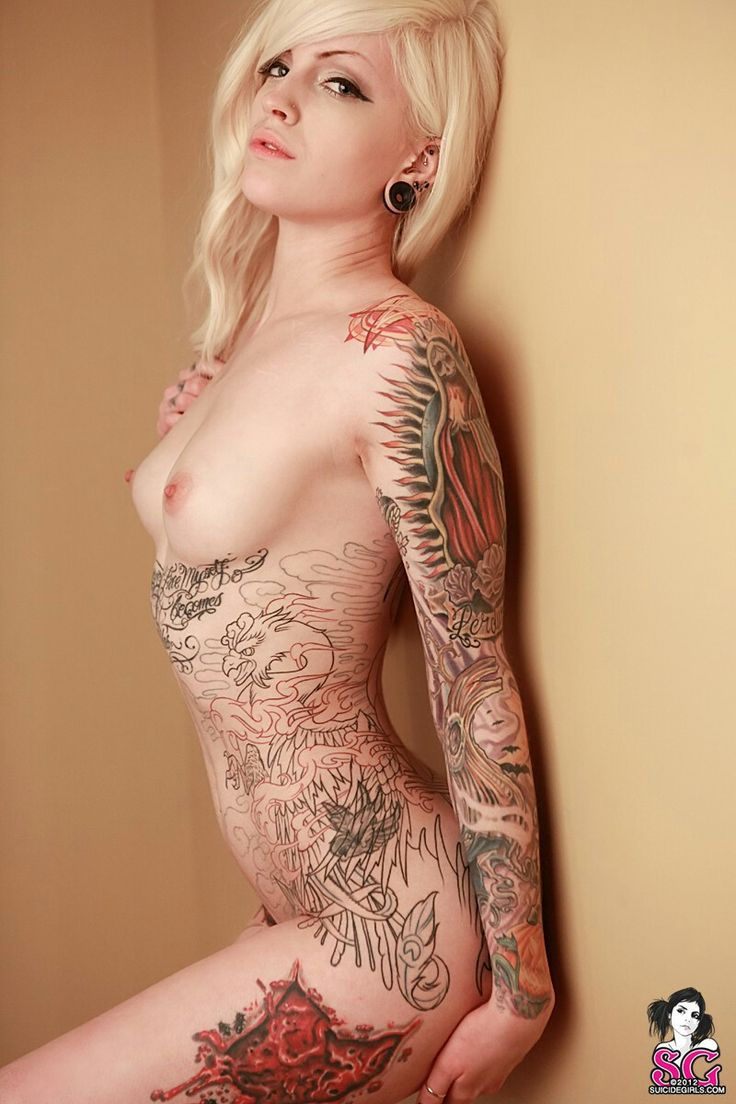 suicide girl model photography naked