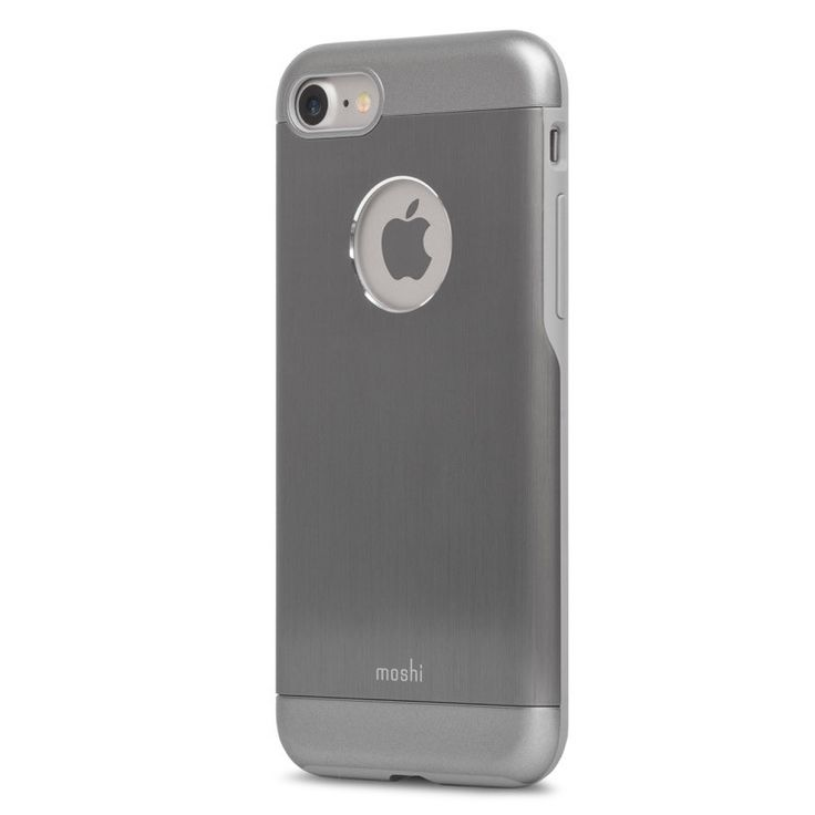 Moshi iGlaze Armour for iPhone 7. Sophisticated protection.