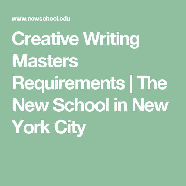 creative writing mfa programs in seattle  How to write educational  qualifications in resume English   Washington State University