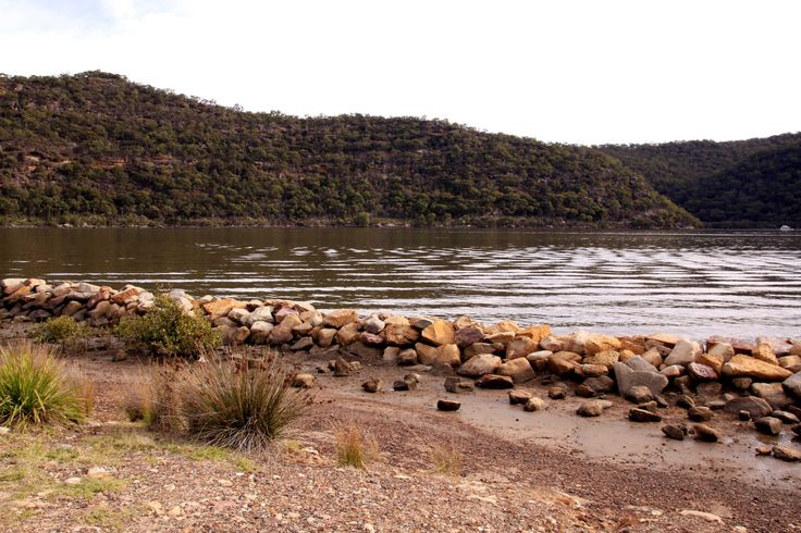 Driving up to The Entrance, we stopped off by the Hawkesbury River.