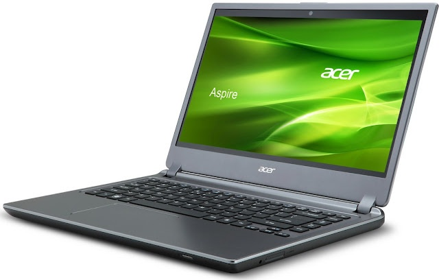 Ultrabook Acer Timeline M5 - Intel-Core de génération Ivy-Bridge et carte graphique nVidia GeForce GT 640M