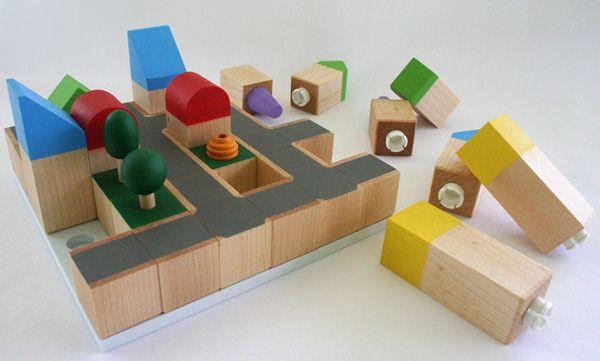 Cubiciti - building blocks