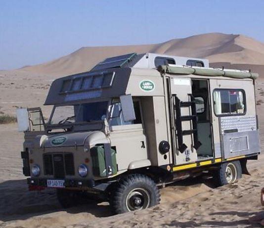 899 Best Land Rover Ambulance Camper Images On Pinterest
