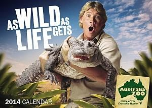 Australia Zoo Online Shop - Australia Zoo 2014 Calendar
