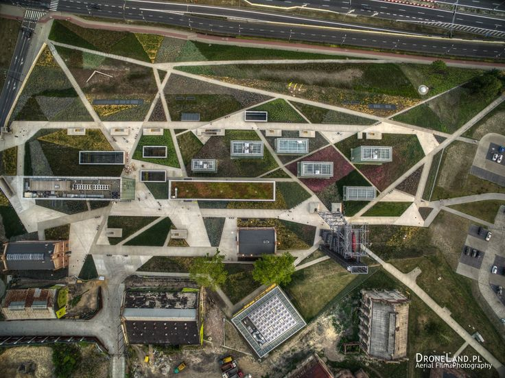 My z góry. fot. DroneLand.pl.
