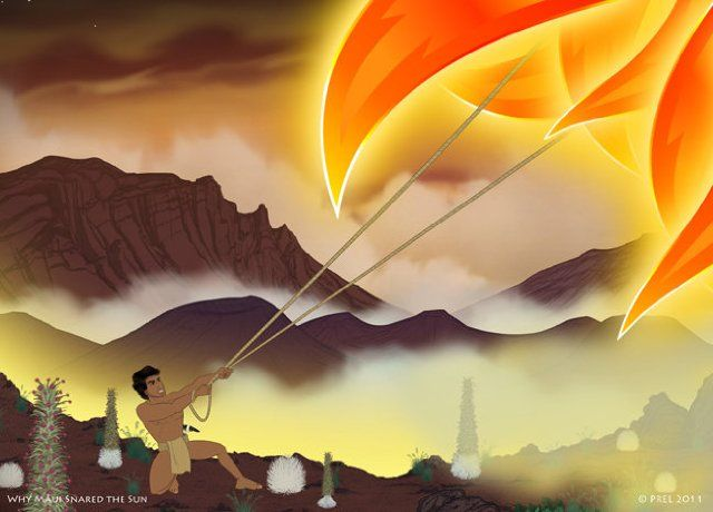 E Ho'omau!: Why Maui Snared the Sun (2011)