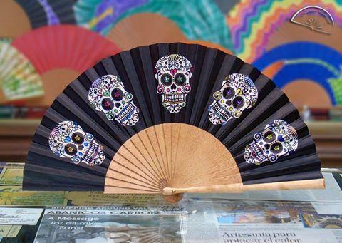 Abanico de inspiración 100% mexicana