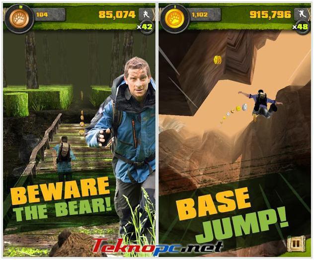 Survival Run with Bear Grylls v1.4 Mod Apk