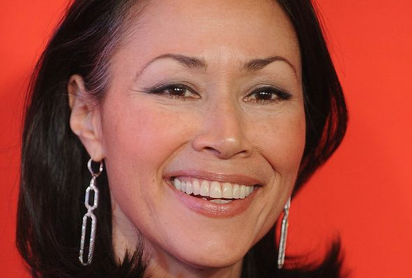 Mixed People Monday - Ann Curry The former NBC Today Show anchor was born in Guam to an American Navy man of Irish, Scottish, German, French, and Cherokee ancestry. Her mother was a Japanese woman.