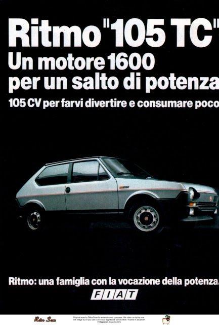 Fiat Ritmo 105 TC (1981)