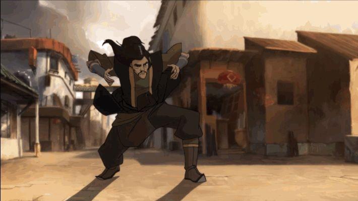 """Magma bending!   11 Mind-Bending Moments From The """"Avatar: Legend Of Korra"""" Season 3 Trailer"""