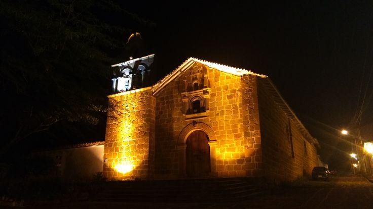 Iglesia de Cristo Resucitado Barichara - Santander