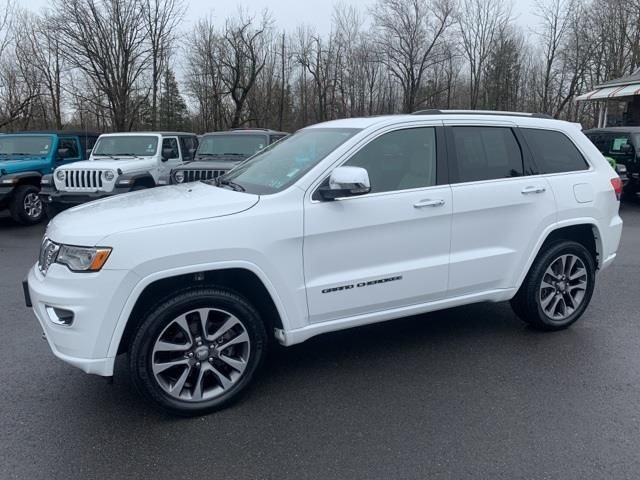 2017 Jeep Grand Cherokee Overland For Sale In Pen Argyl Pa Dotta