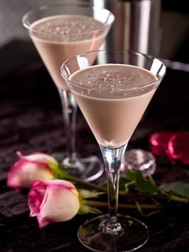 Valentino's Delight Cocktail: To follow a romantic meal, delight your special someone
