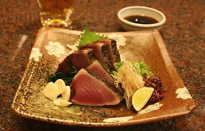Seared bonito, the signature dish of Kochi, Japan: Signature Dishes, Specialty Dishes, Seared Bonito, Key Things