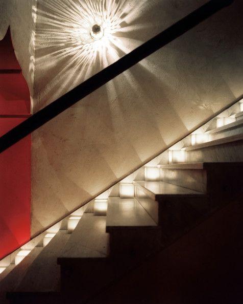 52 Best Staircase Lighting Images On Pinterest