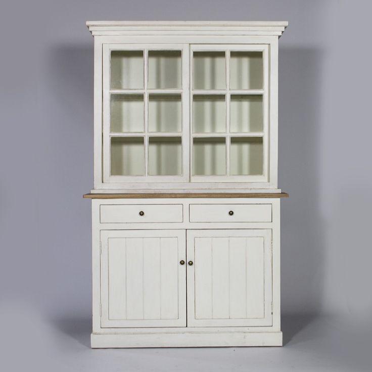 les 25 meilleures id es de la cat gorie vaisselier blanc. Black Bedroom Furniture Sets. Home Design Ideas