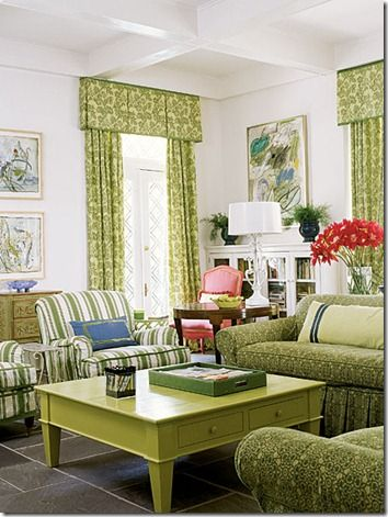80 best Olive & Oak Green Decor images on Pinterest | Living room ...