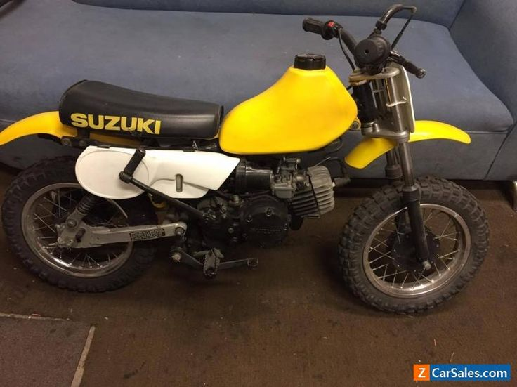 Late 90's Suzuki JR50 Mini Motorbike 2 Stroke Excellent Condition #suzuki #jr50 #forsale #australia