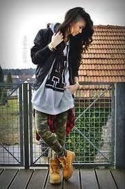 Resultado de imagen de ropa hip hop mujer