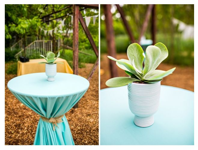 I Would Like This Color Blue Linens For The Cocktail Table Rentals Out On  The Patio