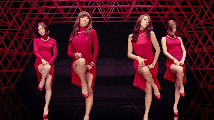 [MV] SISTAR - Alone (HD 1080p)