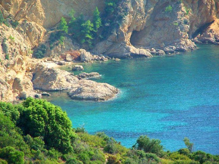 Thasos, Greek island
