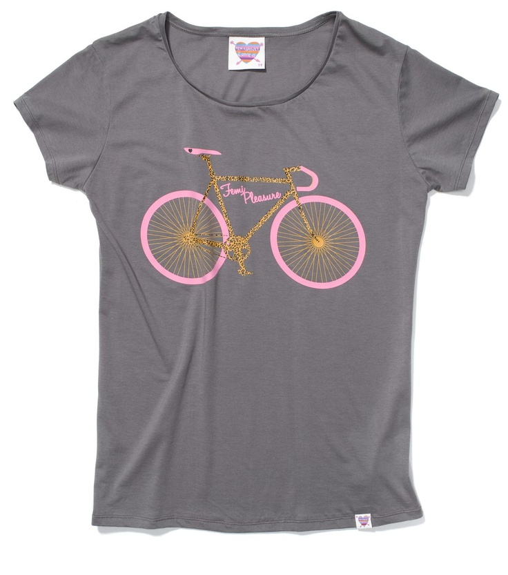 Femi Pleasure Bike t-shirt