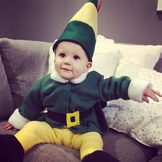 Hey, I found this really awesome Etsy listing at https://www.etsy.com/listing/254962919/christmas-elf-costume-green-and-yellow