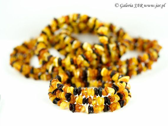 Genuine Baltic Amber and Memory Wire Handmade Bracelet Unique Exclusive Elegant Cute Charming Lovely Trendy Fashion Oryginal BIZ1059