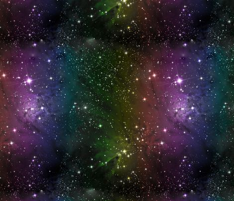 39 best universe quilt images on pinterest custom fabric for Galaxy nebula fabric