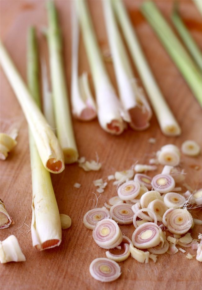 Lemongrass one of Indonesian main spices/ingredients