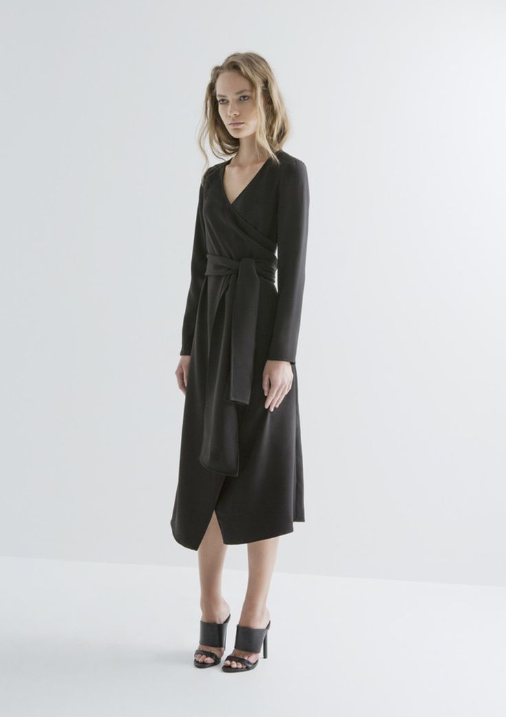 THE FIFTH - Just For Now Dress - Black