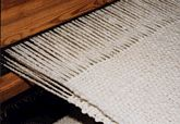 How to weave double width on your loom