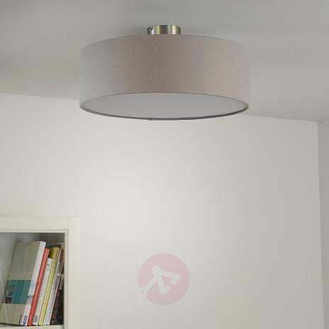Grå taklampe Gala av filt-6722205-22