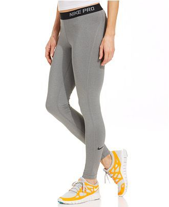 Nike Pro Dri-FIT Leggings - Pants & Capris - Women - Macy's
