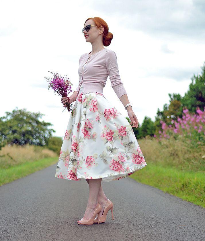 full midi skirt @ Forever Amber