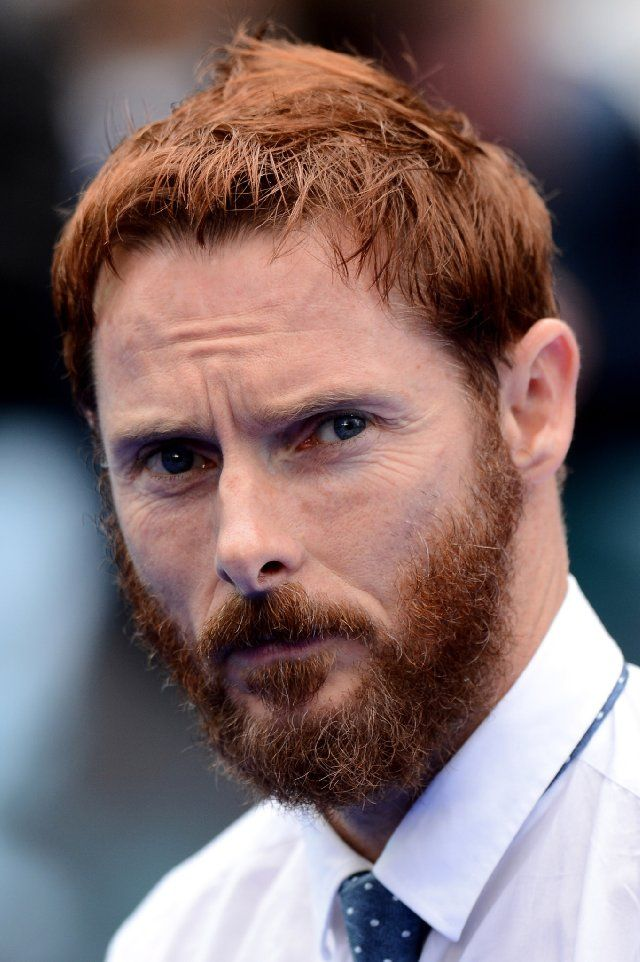 Sean Harris - I'm thinking this guy could totally pull off Diogenes in a Pendergast movie!