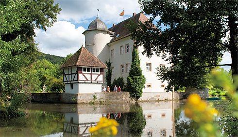 Wasserschloss Kleinbardorf
