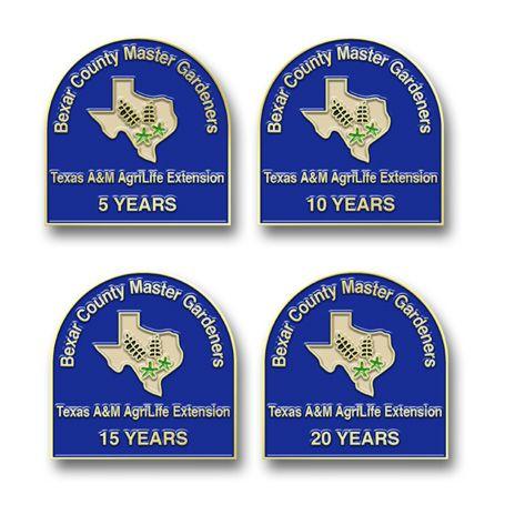10 Best Bexar County Master Gardener Recognition Pins Images On Pinterest Name Badges Name