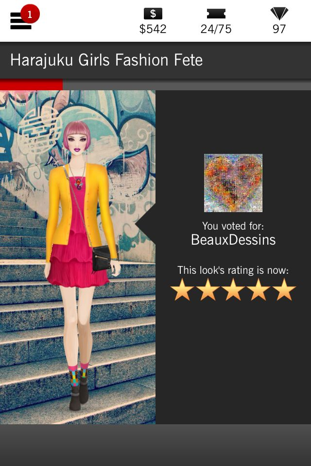 Harajuku Girls Fashion Fete Covet Fashion Game Winners Pinterest Harajuku Spring And And