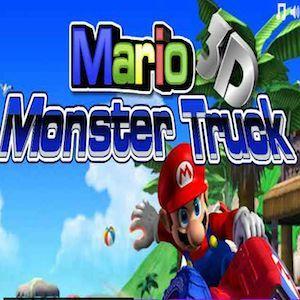 Mario Monster Truck 3D - Juegos de Mario