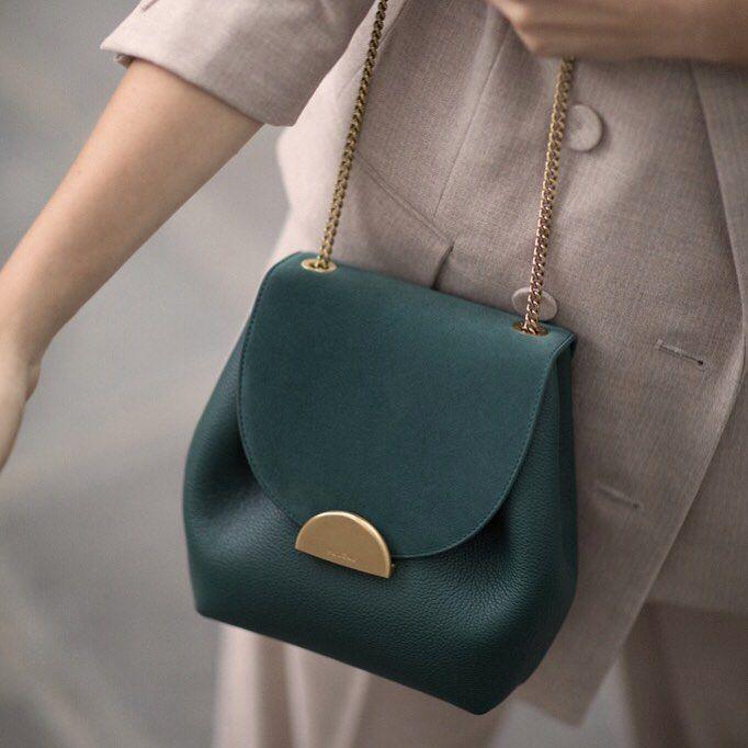 Polene On Instagram Numero Un Mini Edition Trio Vert Polene Paris Green Christmas Handbag Sac A Main Vert Sac A Main Cuir Sac A Main
