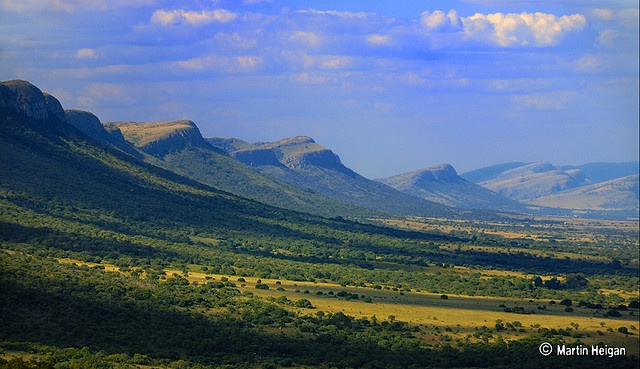 Hekpoort View, Magallesburg, North-West Province, South Africa
