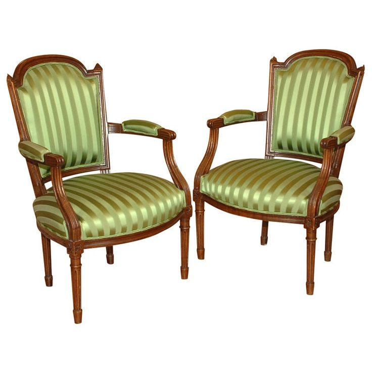 Buy Emerald Fauteuils by Kendall Wilkinson - Quick Ship designer Furniture from Dering Hall's collection of Traditional Armchairs & Club Chairs.