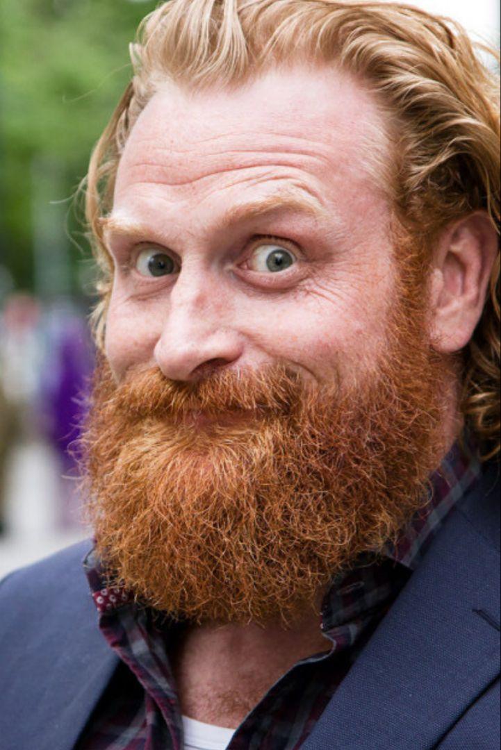 True Viking Game Of Thrones Star To Launch Reality Show Life In Norway In 2020 Norwegian People Vikings Kristofer Hivju