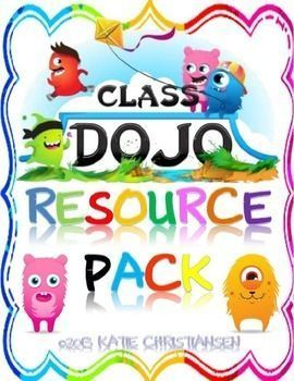 Class Dojo Resource Pack FREEBIE!