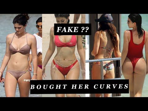EXPOSED: KYLIE JENNER'S BODY'S PLASTIC SURGERY - YouTube